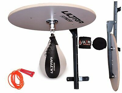 Speed ball Platform Frame Set Swivel Bracket Boxing (Adjustable) Folding