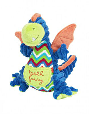 Maison Chic Tooth Fairy Pillow NEW Child Boy Baby Gift Cute Drake Dragon Lizard