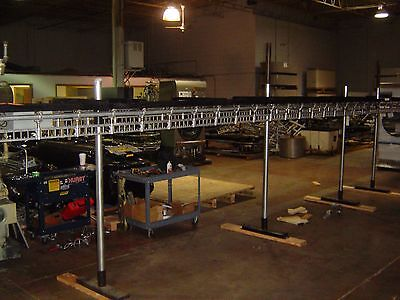 White W600 Dry Cleaning Conveyor