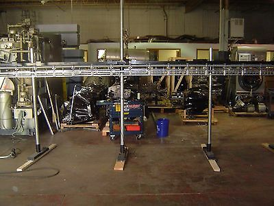 White W500 Dry Cleaning Conveyor