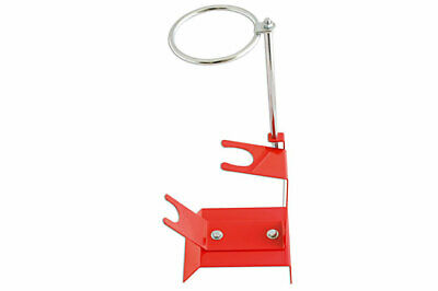 Power-TEC 91423 Spraygun and Strainer Stand - Safe, Practical, Time-saving