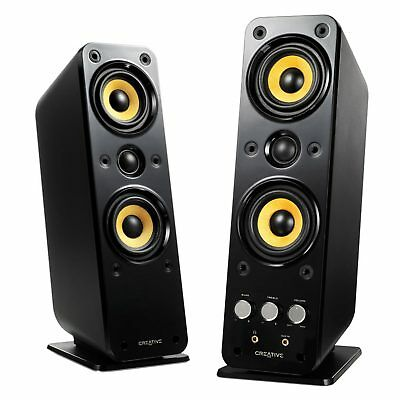 Creative 2.0 Channel GigaWorks T40 Series II Speaker System PC Computer Bass