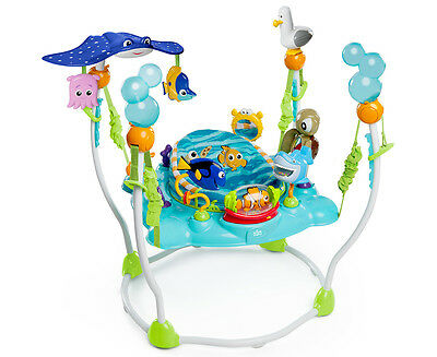 Finding Nemo Sea Of Activities Baby/Infant Bouncer/Jumper Rocking Chair/Music/To