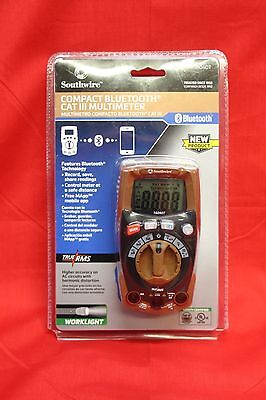 Southwire Compact Bluetooth Cat Iii Multimeter #16040T New