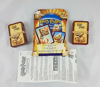 Harry Potter Gnome Fling Card Game