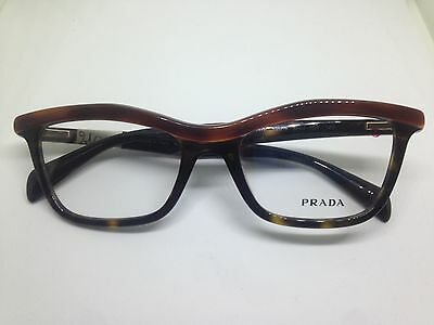 PRADA occhiali da vista donna made in Italy VPR 17P woman glasses brille lentes