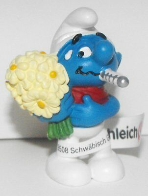 20752 Get Well Soon Smurf from 2013 Smurfy Greetings Collection Figurine