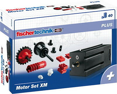 PLUS Motor Set XM für Technik