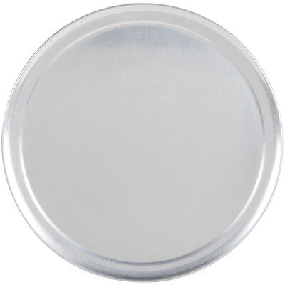 "5 Pack Of 14"" Aluminum Pizza Trays with Rim Easy To Clean Great For Buffets"