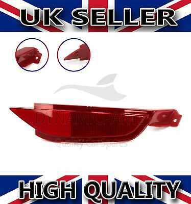Ford Fiesta Mk6 Rear Bumper Reflector Right Driver Side O/S 1552730 (2008-2017)
