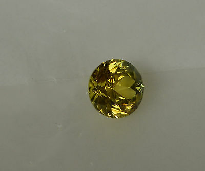 Sapphire 4.67ct Yellow Blue rim Parti Coloured Natural Earth Mined Certified