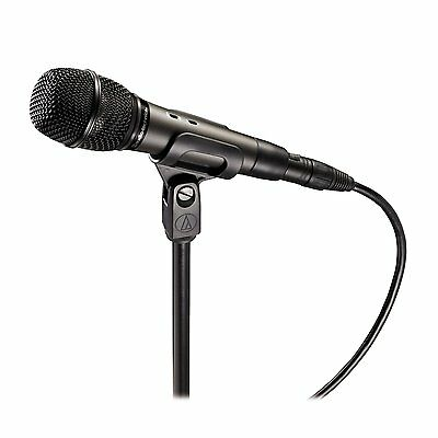 Audio-Technica ATM710 Cardioid Condenser Handheld Vocal Microphone NEW FREE 2DAY