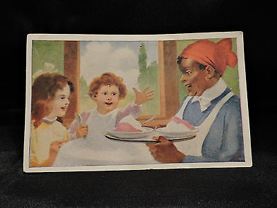 Vintage Gem Ice Cream Freezer Ad Dayton, Ohio Black Americana
