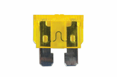 GENUINE Auto Blade Fuse 20-amp Yellow Pack 50 | Connect 30419