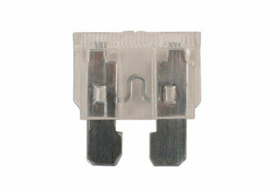 GENUINE Auto Blade Fuse 25-amp Clear Pack 50 | Connect 30420