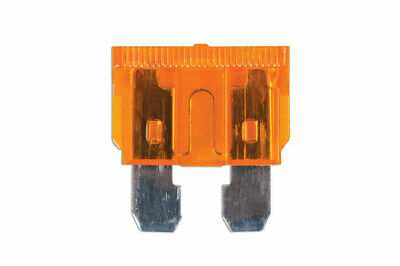 GENUINE Auto Blade Fuse 5-amp Beige Pack 50 | Connect 30413