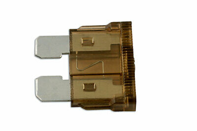 GENUINE Auto Blade Fuse 7.5-amp Brown Pack 50 | Connect 30414