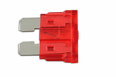 GENUINE Auto Blade Fuse 10-amp Red Pack 50 | Connect 30415