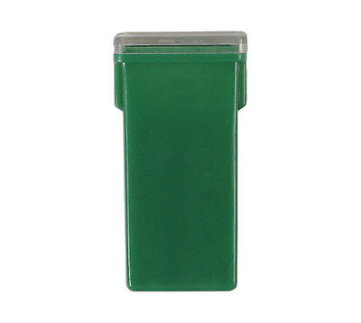 GENUINE J Type Cartridge Fuse Green 40-amp Pk 10 | Connect 30491