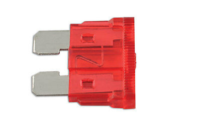 GENUINE Auto Blade Fuse 10-amp Red Pack 100 | Connect 30416
