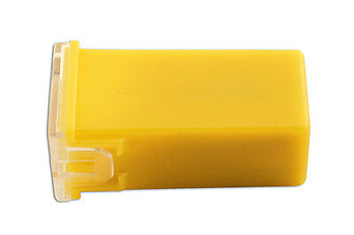 GENUINE J Type Cartridge Fuse Yellow 60-amp Pk 10 | Connect 30493