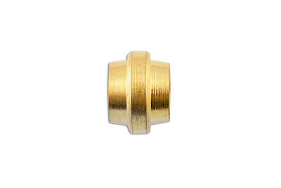 GENUINE Brass Olive Stepped 3/16in. Pk 100 | Connect 31170