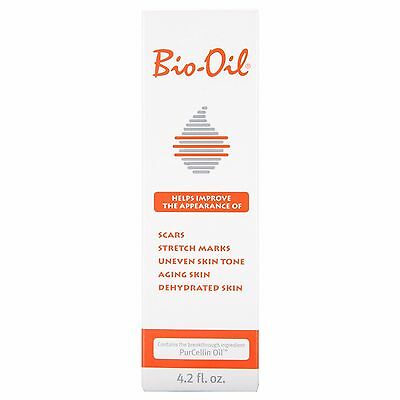 Bio-Oil for Scars,Stretch Marks, Uneven Skin Tone w/ PurCellin Oil