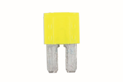 GENUINE 20amp LED Micro 2 Blade Fuse 5 Pc | Connect 37151