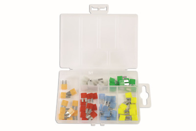 GENUINE Micro 2 Blade Fuse Assorted Box 60 Pc | Connect 37158