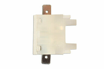 GENUINE Standard Blade Fuse Holder (white) with tabs Pk 1 | Connect 36858