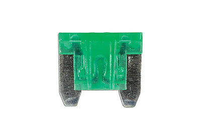 GENUINE 30amp Low Profile Mini Blade Fuse Pk 5 | Connect 36850