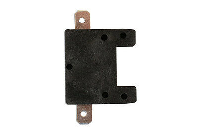 GENUINE Standard Blade Fuse Holder (Black) Pk 1 | Connect 36859