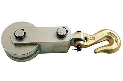Genuine Power-TEC 91069 Down Pulley - Use with all types of jigs and pullers
