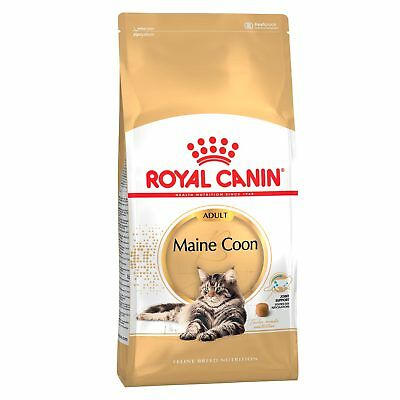 Royal Canin Maine Coon 10KG Adult Breed Specific Cat Feline Dry Food