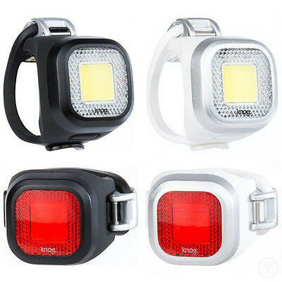 Knog Blinder Mini Chippy Front / Rear Light | Road Bike MTB Bicycle Fixie Cycle