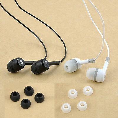 Stereo 3.5mm In-ear Headphone Earbuds Earphone Headset for iPhone Samsung Xiaomi