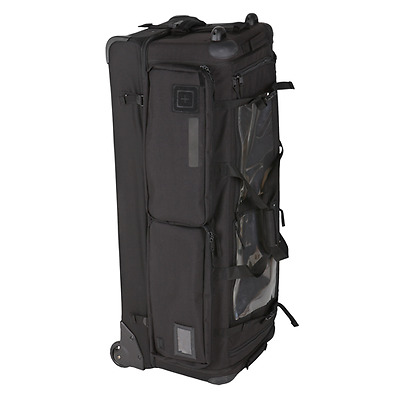 5.11 Tactical Cams 2.0 Deploy & Travel Luggage Bag / BLACK / *NEW*