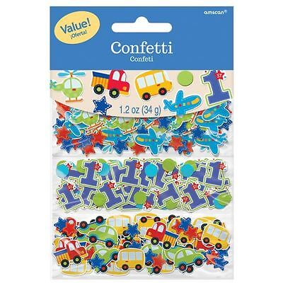 All Aboard Birthday Confetti Baby 1st Birthday Party Table Sprinkles
