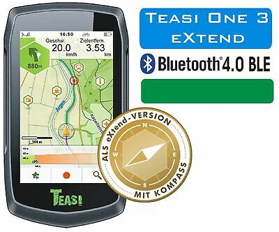TEASI One 3 eXtend - GPS Outdoor Navigationsgerät- B-WARE