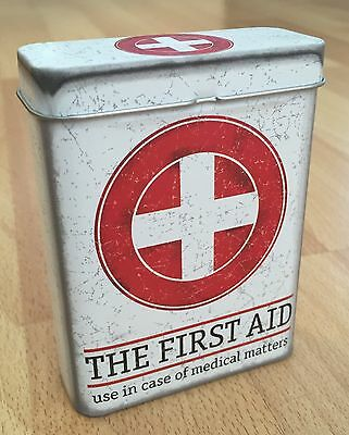 Zigarettendose The First Aid