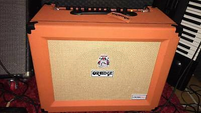 amplificador de guitarra fender orange