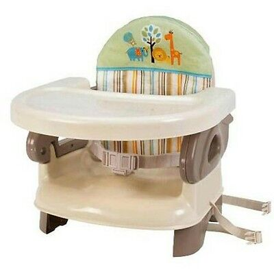 Deluxe Comfort Summer Infant Baby Boy Girl Booster Seat Feeding Chair Brand new