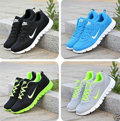 Women Ladies Striped Sport Running Sneakers Trainers trainers Shoes  UK2-UK8