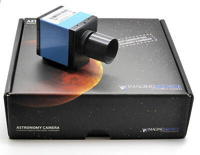 The Imaging Source DBK 21AU04.AS Colour Astronomy Camera & FREE CCTV Lens (UK)
