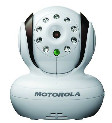 Motorola Additional Camera for Motorola MBP33 / MBP36 Baby Monitor, Bulk Packed