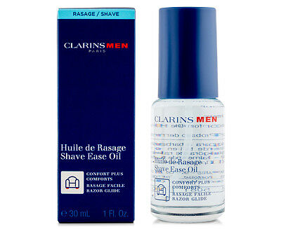 Clarins Mens Shave Ease Oil 30mL