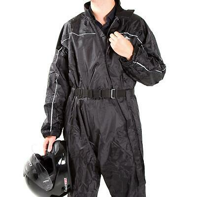 Rainguard One Piece Waterproof Motorcycle Over Suit Small