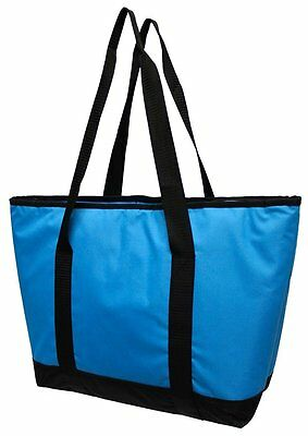 Earthwise Extra Large Heavy Duty Nylon Insulated Thermal Grocery Shopping Bag