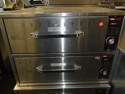 Hatco 2 drawer warmer model HDW-2
