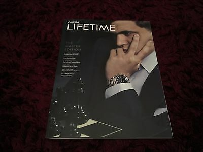 Omega Lifetime Magazine - THE MASTER EDITION - 2014 #13